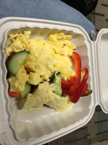 Eggs and Veggies
