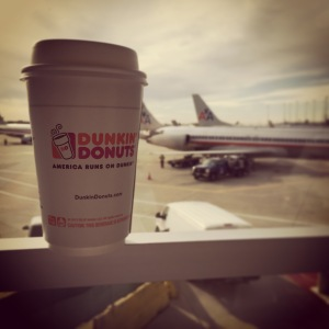 "Minnesota doesn't ""Run on Dunkin'""... but Chicago does!"